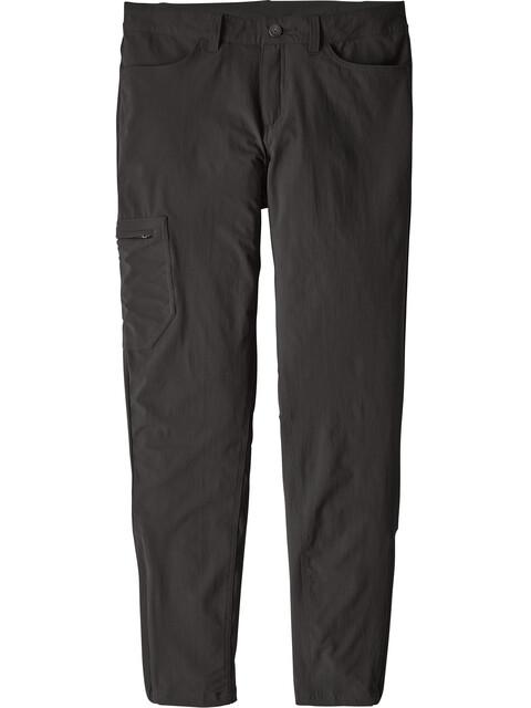 Patagonia Skyline Traveler Pants Short Women Black